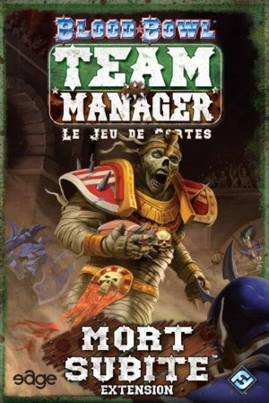 Blood Bowl : Team Manager - Mort Subite