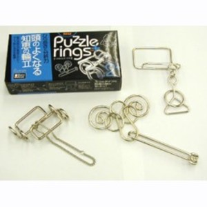 Puzzle Rings 2+