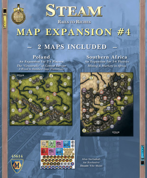 Steam : Map expansion #4