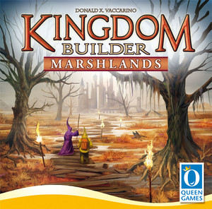 "Kingdom Builder - Extension ""Marshlands"" / ""Marais"""