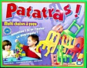 Patatras! - Multi chaises à gogo
