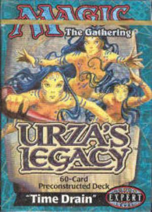 Magic l'assemblée : l'Héritage d'Urza