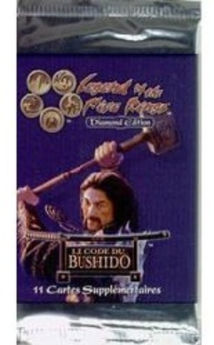 Legend of the Five Rings (JdC) : Le Code du Bushido