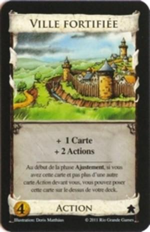 Dominion : Ville Fortifiée