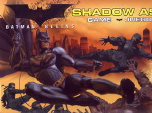 Batman Begins : Shadow Assault