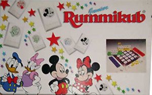 Rummikub Junior - Disney