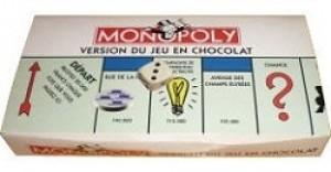 Monopoly - Chocolat