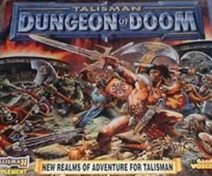 Talisman Dungeon of Doom