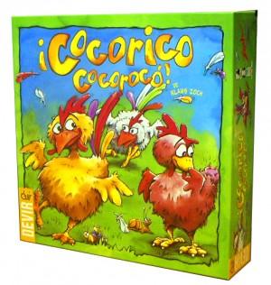 Cocorico Cocorocó!