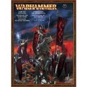 Warhammer : Bataillon Elfes Noirs