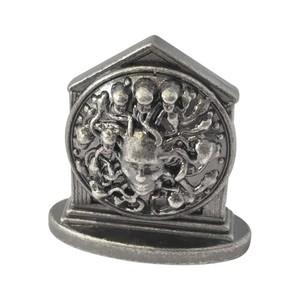 7 Wonders Duel: Pantheon – Jeton Minerva Metal