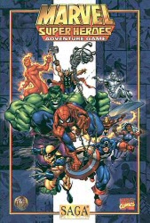 Marvel Super Hero Adventure Game
