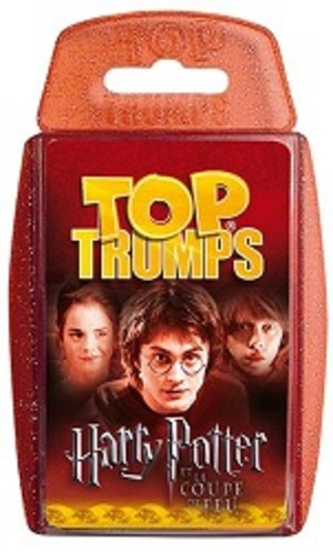 Top Trumps - Harry Potter et la Coupe de Feu