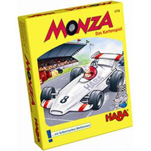 Monza - Le jeu de cartes