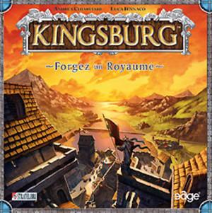 Kingsburg : Forgez un Royaume