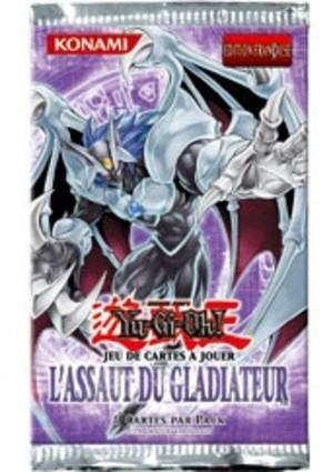 Yu-Gi-Oh! : L'Assaut du Gladiateur
