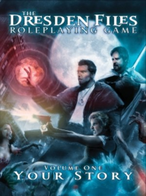 Dresden Files Roleplaying Game