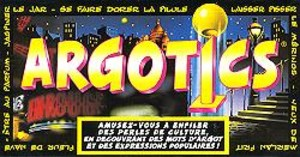 Argotics