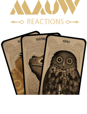 Mauw - Reactions