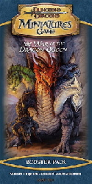 Dungeons & Dragons Miniatures : War of the Dragon Queen