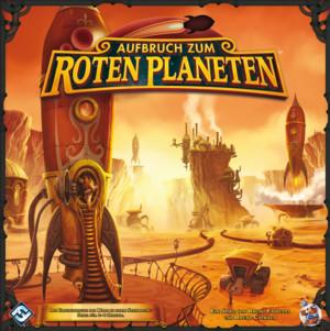 Aufbruch zum Roten Planeten