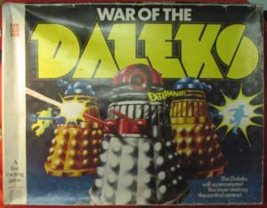 War of the Daleks