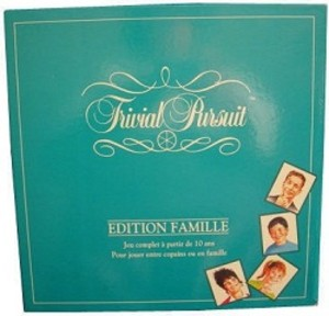 Trivial Pursuit - Edition Famille