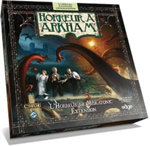 Horreur à Arkham: L'Horreur de Miskatonic