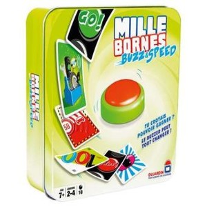 mille bornes buzz and speed mille bornes buzz and speed jeu de soci t tric trac. Black Bedroom Furniture Sets. Home Design Ideas