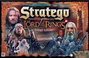 Stratego - Lord of the Rings