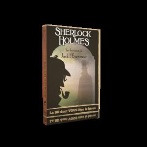 Sherlock Holmes – Sur les traces de Jack l'Éventreur
