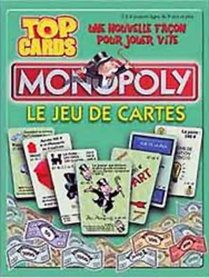 Monopoly - le jeu de cartes