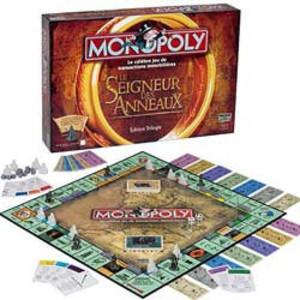 Monopoly - Seigneur des Anneaux