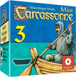 Carcassonne : Les Ferrys