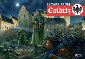 Escape from Colditz - 75th anniversary