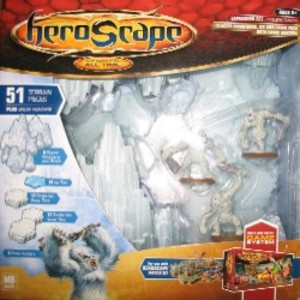Heroscape : Thaelenk Tundra