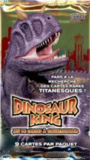 Dinosaur King : Booster du set de base