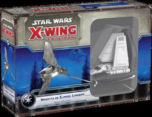 X-Wing : Jeu de Figurines -  Navette de classe Lambda