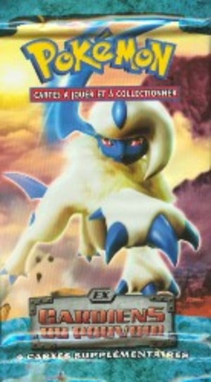 Pokemon JCC : EX Gardiens du Pouvoir