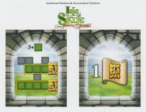 """Isle of Skye - Extension """"Nouvelles tuiles de score (Calendrier de l'Avent 2015)"""""""