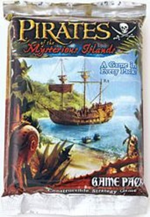 Pirates of the Mysterious Island