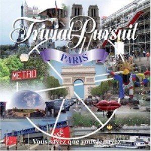 Trivial Pursuit - Paris