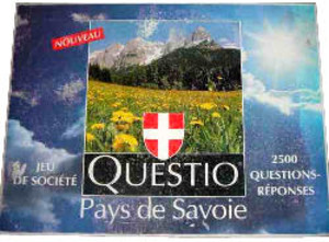 Questio Pays de Savoie