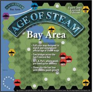 Age of Steam : Bay Area