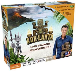 Koh-Lanta est disponible. Vivez des aventures en salon