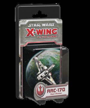 X-Wing : Jeu de Figurines - ARC-170