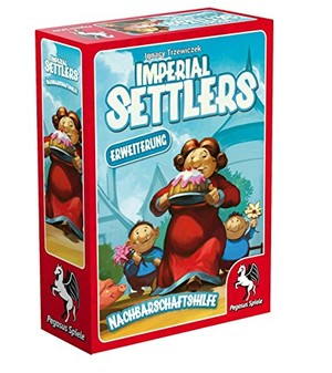 Imperial settlers Extension 1