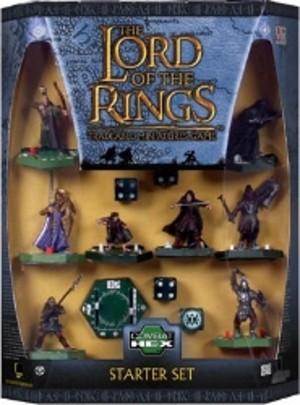 Le Seigneur des Anneaux Jeu de figurines à collectionner