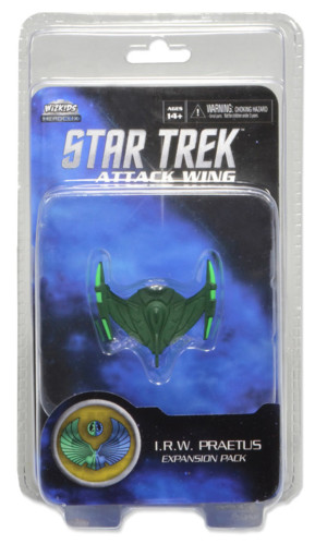 Star Trek : Attack Wing - Vague 1 - I.R.W. Praetus