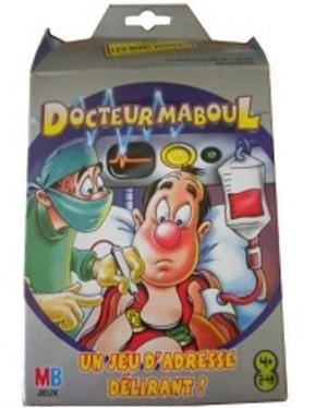 Docteur Maboul - Les bons voyages
